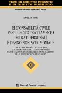 Responsabilità Civile per Illecito Trattamento dei Dati Personali