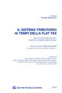 Il sistema tributario ai tempi della flat tax