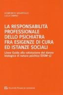 Responsabilità professionale dello psichiatra