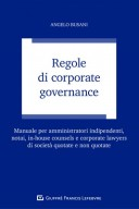 Regole di corporate governance
