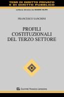 Profili costituzionale del terzo settore