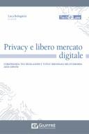 Privacy e libero mercato digitale