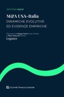 M&A Usa-Italia: dinamiche evolutive ed evidenze empiriche