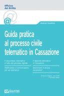 Guida pratica al processo civile telematico in cassazione