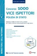 Manuale vice ispettori polizia di stato