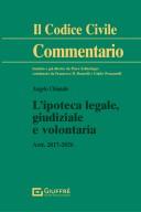 L'ipoteca legale, giudiziale e volontaria