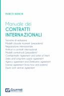 Manuale dei CONTRATTI INTERNAZIONALI