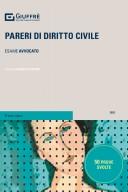 Pareri di diritto civile