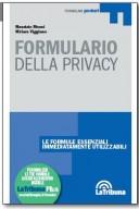 Formulario della privacy