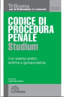 Codice di procedura penale Studium