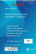 La responsabilità civile sanitaria e medica