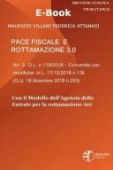 Pace fiscale e rottamazione 3.0