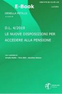 Quota 100-D.L. 4/2019 le nuove disposizioni per accedere alla pensione