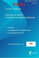 Privacy e GDPR conoscere le regole e applicarle