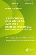 La prescrizione nelle liti sui C/C: limiti CTU e strategie processuali