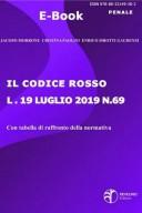 Il codice rosso – legge 19 luglio 2019 n.69