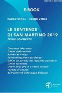 Le sentenze di San Martino
