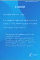 La responsabilità genitoriale dopo il egolamento (UE) n.1111/2019