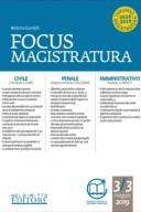 Focus magistratura n. 3
