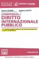 Compendio di diritto internazionale pubblico