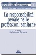 La responsabilità penale nelle professioni sanitarie