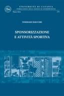 Sponsorizzazione e attività sportiva