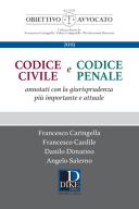 Codice Civile e Codice Penale. Annotati con la giurisprudenza più attuale e importante