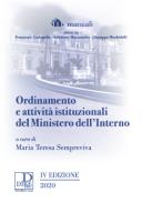 Ordinamento e attività istituzionali del Ministero dell'Interno 2020