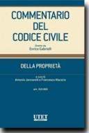Commentario del codice civile della proprietà: vol. I - Artt. 810 - 868 c.c.