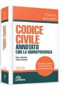 COD CIVILE ANNOTATO CON GIURISPRUDENZA 2016 ESAME AVVOCATO