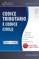 CODICE TRIBUTARIO E CODICE CIVILE