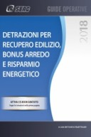 DETRAZIONI PER RECUPERO EDILIZIO BONUS ARREDO E RISPARMIO ENERGETICO