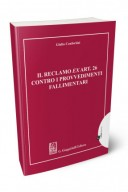 Il reclamo ex art. 26 contro i provvedimenti fallimentari