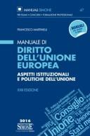 Manuale di Diritto dell'Unione europea 2017