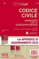 Codice Civile Annotato con la Giurisprudenza 2018