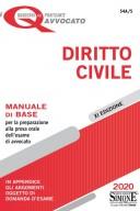I Quaderni dell'aspirante Avvocato - Diritto Civile