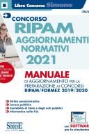 Concorso RIPAM Aggiornamenti normativi 2021 – Manuale di aggiornamento per la preparazione ai concorsi RIPAM/Formez 2019/2020 – 356/AR