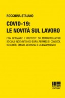 COVID-19: le novità sul lavoro