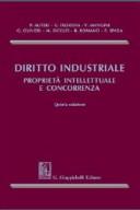 Diritto industriale Proprietà intellettuale e concorrenza
