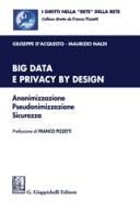 Big Data e Privacy by design