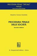 Procedura penale delle società