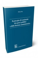Il principio di continuità dei poteri pubblici e della funzione amministrativa