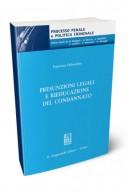 Presuzioni legali e rieducazione del condannato