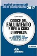 Codice del fallimento e della crisi d'impresa commentato