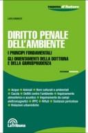 Il diritto penale dell'ambiente