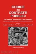CODICE DEI CONTRATTI PUBBLICI 2020 CON NORMATIVA GIURISPRUDENZA E LINEE GUIDA ANAC(DISCIPLINA SOSTANZIALE PROCESSUALE E ANTIMAFIA AGGIORNATA E ANNOTATA)