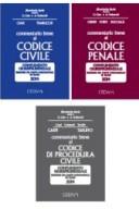 ESAME AVVOCATO - Collana Breviaria Iuris 3 Codici: Civile + Penale + Procedura civile