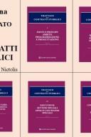 OFFERTA. Trattato sui Contratti pubblici - Sandulli De Nictolis