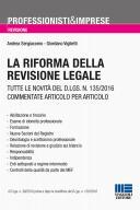 La riforma della revisione legale
