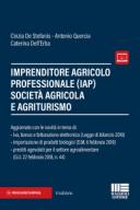 Imprenditore agricolo professionale (IAP) società agricola e agriturismo 2018